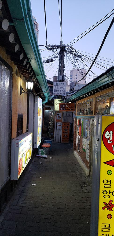 Seoul - Day 1 - Food Tour - 02
