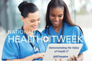 Information technology is critical to providing quality healthcare