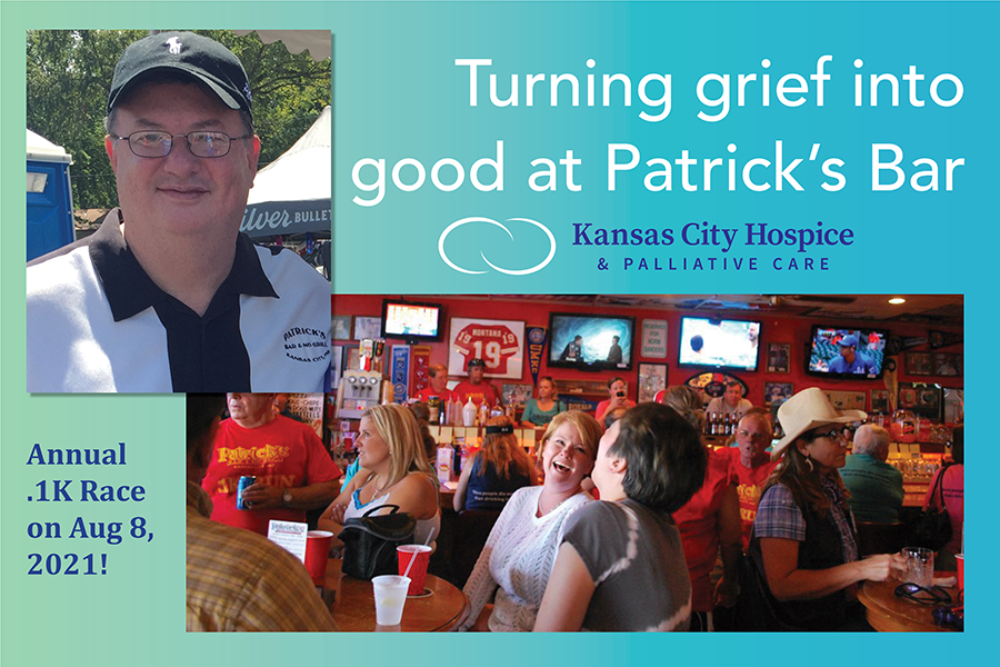 Turning Grief Into Good