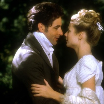 Ranking the kiss scenes of Austen screen adaptations