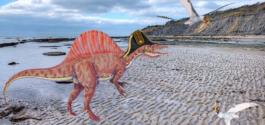 Jurassic Austen goes naval: Nauticolophus fidelum, aka Captain Wentworth