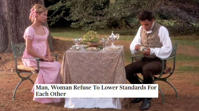 Austen + The Onion: Emma, part 1
