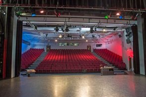 Greenwood Theatre Stage