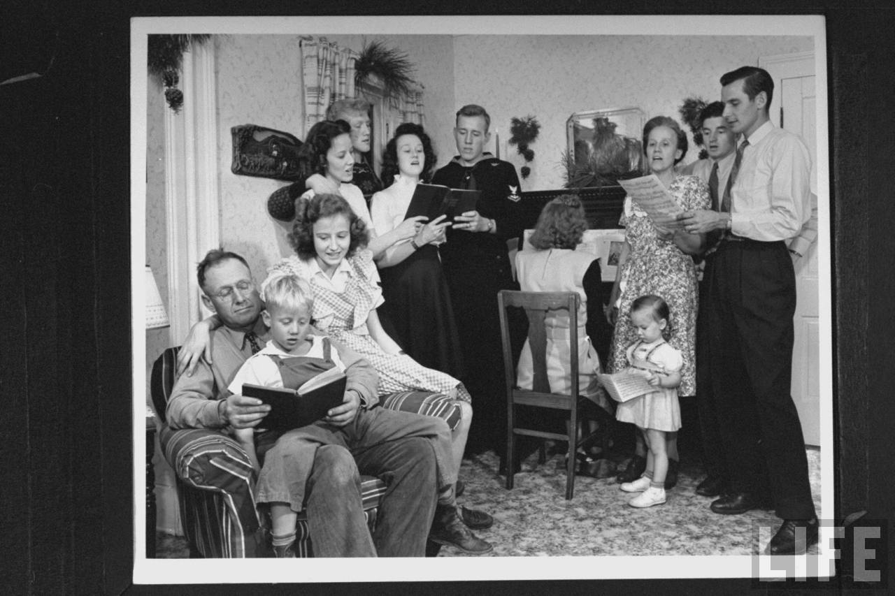 Old Photos Old Timey Christmas Kansas City With The