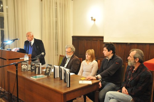 Промоција целокупних дела Александра Тишме у издању Академске књиге из Новог Сада