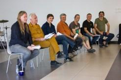 Mentori pred polaznicima Letnje jazz akademije