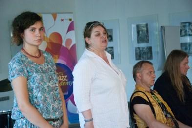 Весна Каћански, уредница музичког програма КЦНС