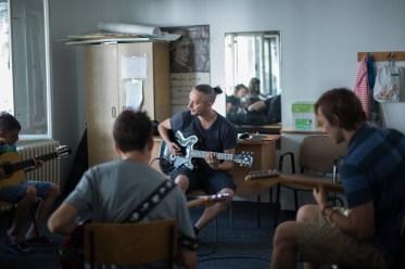 Часови гитаре код професора Вање Кеврешана