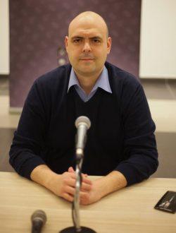 др Милош Савин, историчар