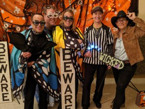 Halloween Party 2019 - Kathy's Circle of Friends