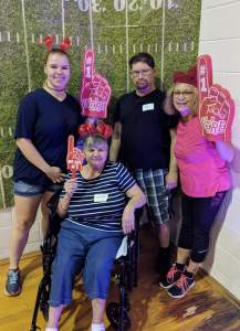 Sports Event - Kathy's Circle of Friends