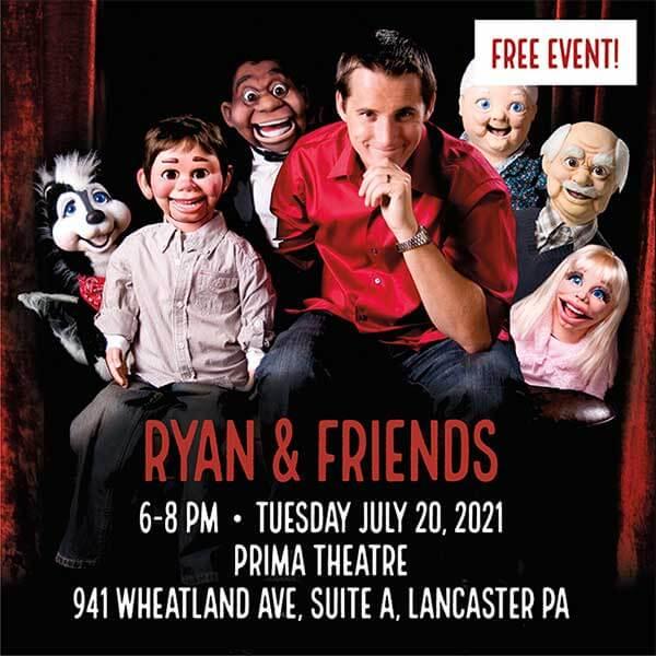 Ryan & Friends