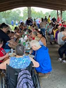 Caregiver Appreciation Picnic - Kathy's Circle of Friends