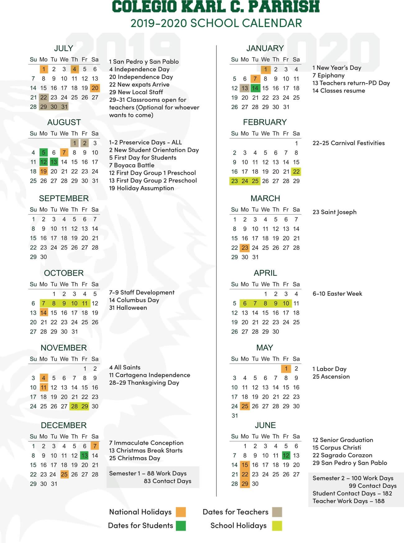 Calendario Mr Wonderful 2019 Para Imprimir.News Archives Page 2 Of 8 Sociedad Escuela Karl C Parrish