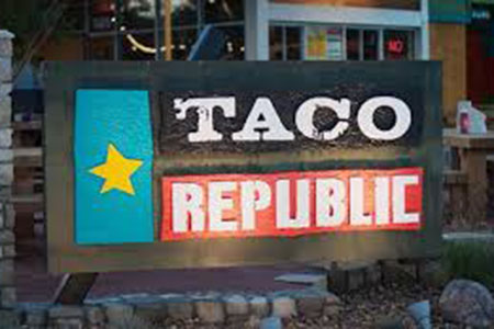 Taco Republic Dinner Review