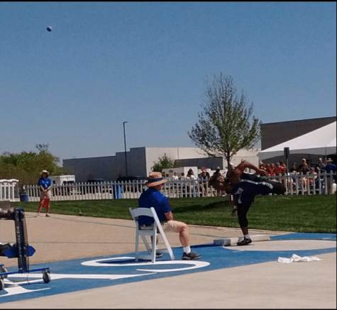 A Record-Breaking Throw