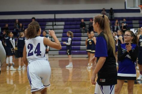 Lady Pirates varsity continues the winning streak against Topeka Hayden Dec. 12