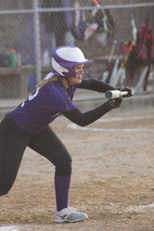 Lady Pirates varsity softball sweeps Bishop Ward in double header
