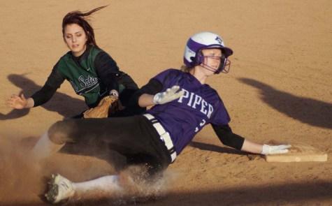 Lady Pirates softball sweeps DeSoto