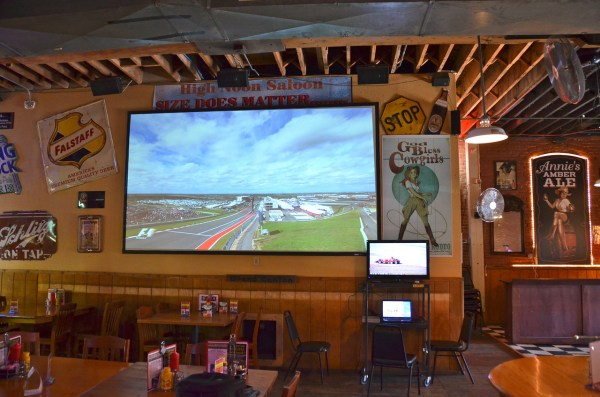Good Food, Good Beer, Great Company, And Racing – USGP Watch Party