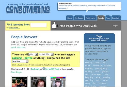 Consumating.com