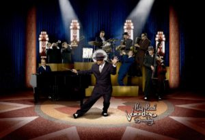 Big Bad Voodoo Daddy (Image Courtesy The White Crowe Project)