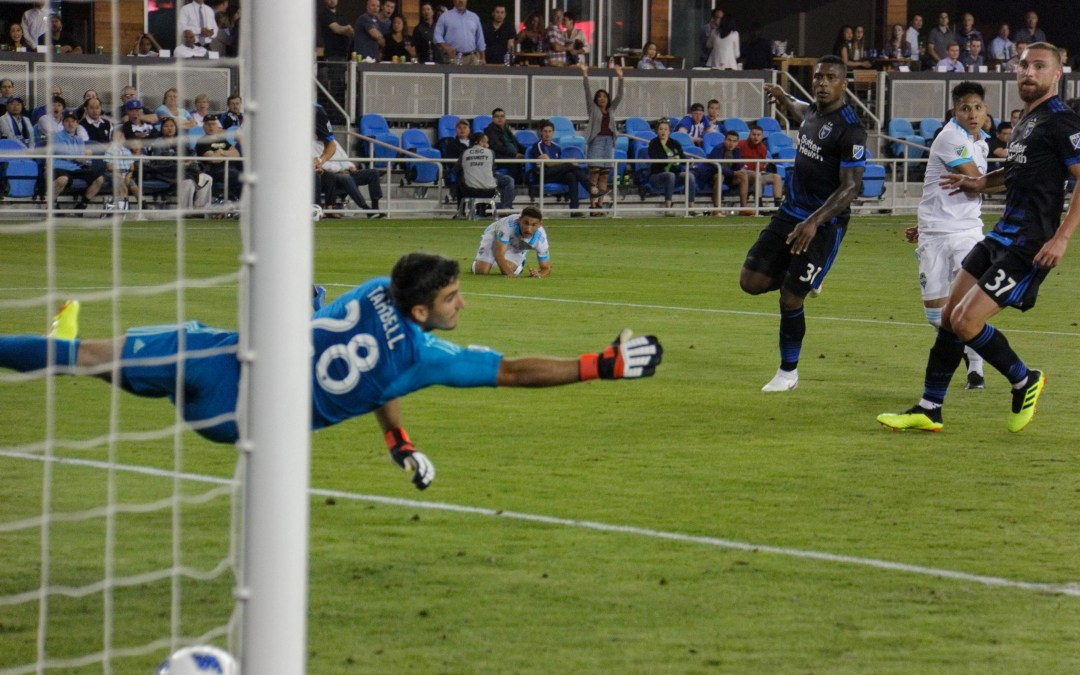 On World Cup Night, Quakes Burned by Peruvian Phenom in Rivalry Defeat