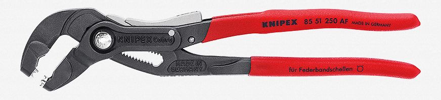 Knipex Tools Cobra Locking Clamp Cobra Pliers