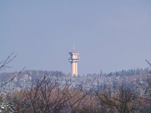 Novoroční výstup na Jedovou - z Radíkova přes Pohořany do Jívové 1. ledna 2016