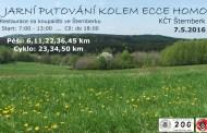 Jarní putování kolem Ecce Homo - 2. ročník - 7.5.2016
