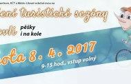 Zahájení turistické sezóny v Litovli - 8.4.2017