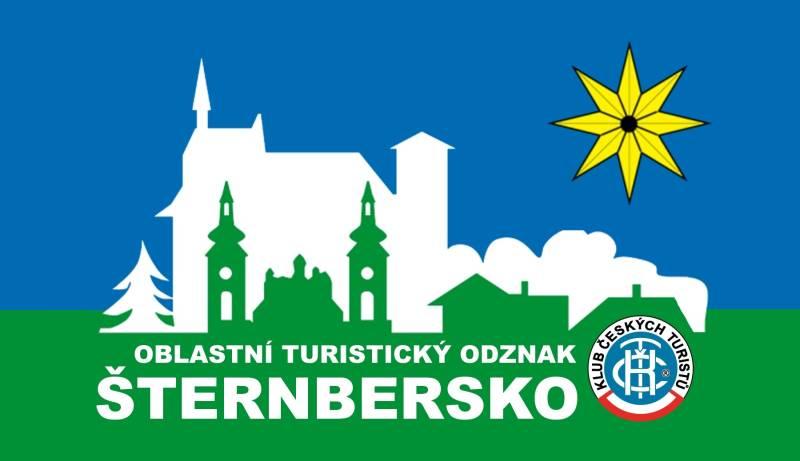 KČT Šternberk vydává nový záznamník pro oblastní turistický odznak ŠTERNBERSKO