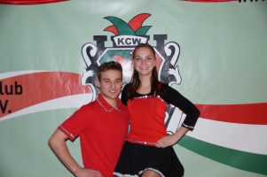 Jolina und Florian