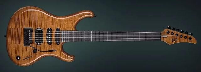 Guitar-Aurora Personalized guitar