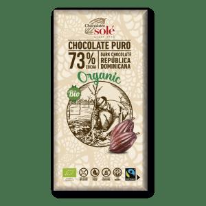 chocolate negro 73