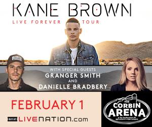 Kane Brown Live Forever Tour Concert!