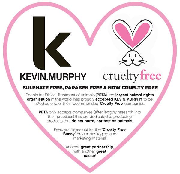 Kevin.Murphy Peta - Cruelty Free
