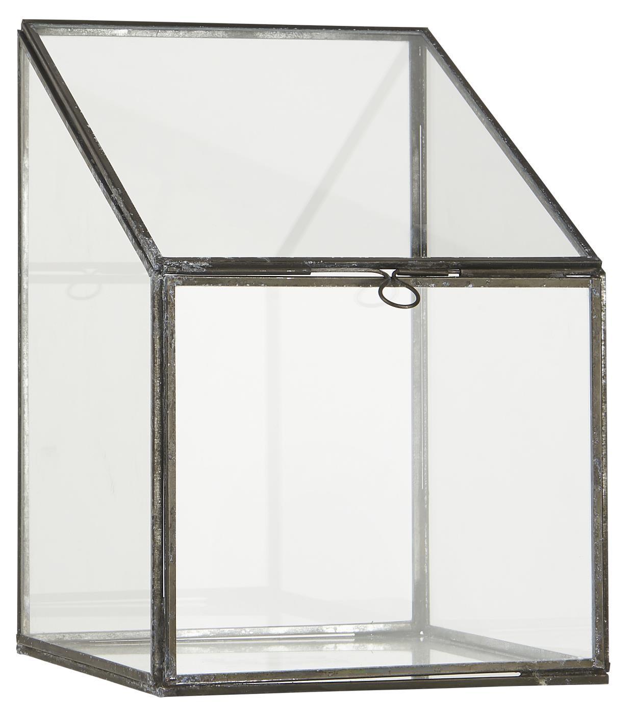 petite serre d interieur verre metal vintage ib laursen kdesign