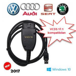 VCDS 17.1 VAG COM