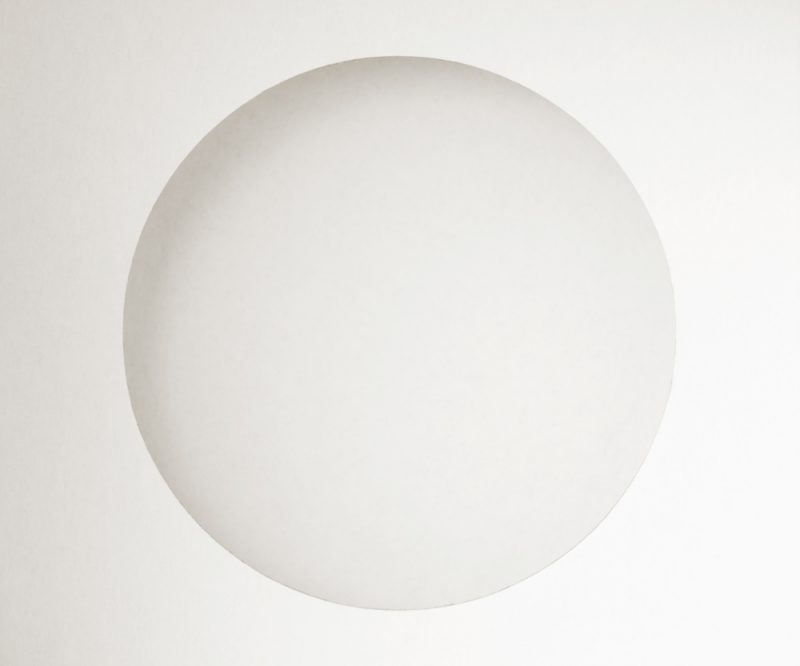p.Maison Martin Margiela Hourglass 50 x 60 cm 2015
