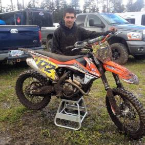First Overall | MX2|William's Lake|May 2016