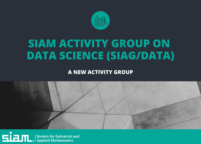 SIAM Data Science Group