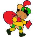 Zwarte Piet 125 pixels