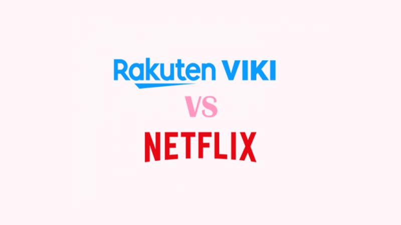 Análisis Rakuten Viki vs Netflix para ver Kdrama