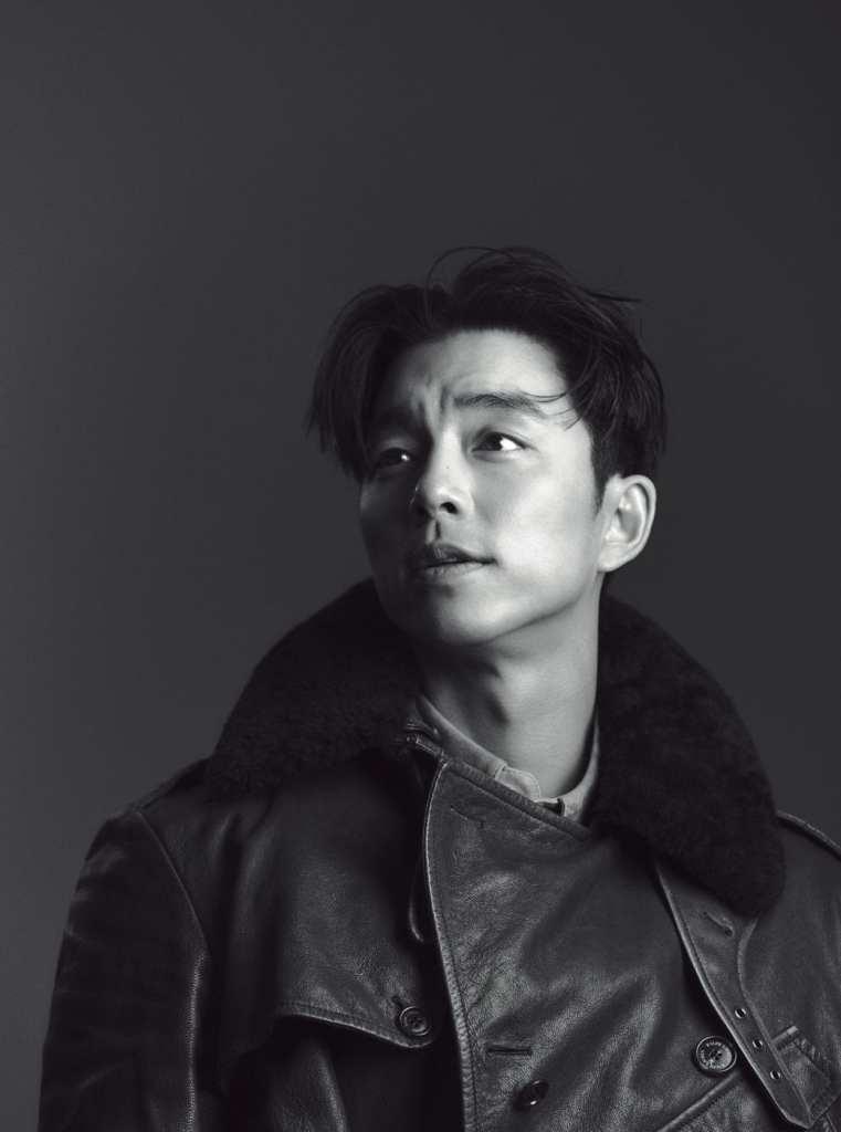 Reportaje GQ de Gong Yoo