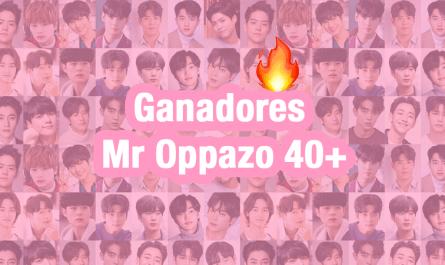 Ganadores Mr Oppazo 40+