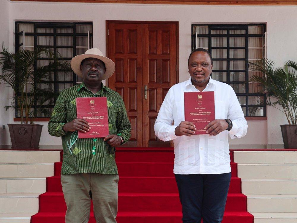 President Uhuru Kenyatta to Launch BBI Report on his Birthday - KDRTV