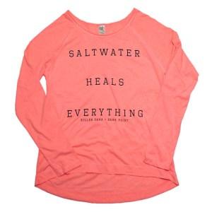 saltwater womens tee