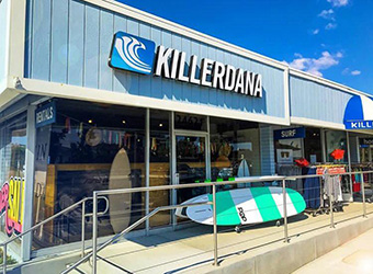 Killer Dana Surf Shop