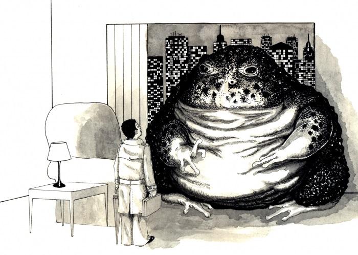 super frog tokyo haruki murakami